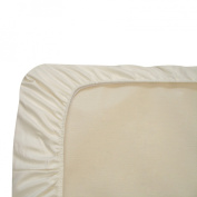 Naturepedic Organic Cotton Fitted Bassinet Sheet