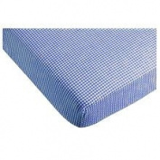 Tadpoles Classic Gingham Fitted Sheets - Set/2 - Navy
