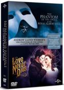 Andrew Lloyd Webber's the Phantom of the Opera/Love Never Dies [Region 2]