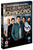 The Almighty Johnsons [Region 2]