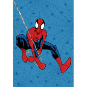 Marvel - Spider-Man Web Toddler Blanket