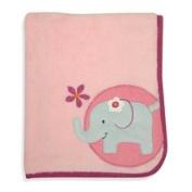 Lambs & Ivy Lollipop Jungle Blanket