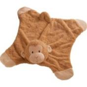 Gund 58932 Baby 24 Comfycozy Pippy Monkey Blanket