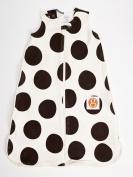 Gunamuna Gunapod Wearable Blanket - Natural Collection (Chocolate/Cocoon) - Medium