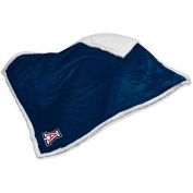 Logo Inc Arizona Wildcats Sherpa Blanket