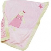 Kelly B. Rightsell Designs Baby Blanket, 76cm X 102cm
