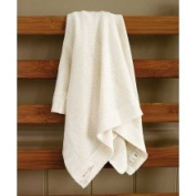 CoCaLo Pure Love Bamboo Baby Blanket White Decor