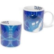 Doctor Who Tardis 330ml Mug