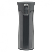 Contigo AutoSeal Bella Double Wall Insulated 410ml Mug Black 410ml