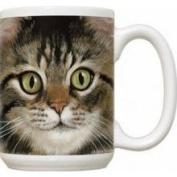 Fiddlers Elbow FEC73 Tabby Cat 440ml Mug