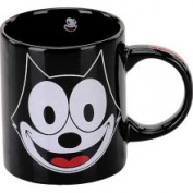 NJ Croce Company Mu 605N Felix Face Ceramic Mug