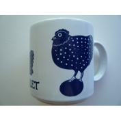 Taylor & NG Vintage French 330ml Le Poulet (Chicken) Mug