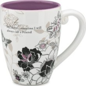 Mark My Words Sister Mug 12.1cm 500ml Capacity