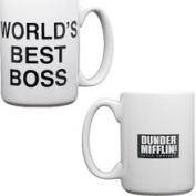 NBC Universal The Office Worlds Best Boss Mug