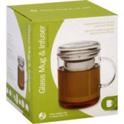 Adagio Glass Mug & Infuser