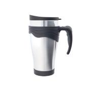 Timolino PCS-46 470ml Signature Travel Mug 2.0 Brushed Stainless