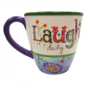 Stealstreet 350ml Laugh Coffee/Tea Mug Collectible Kitchen-ware Decoration