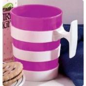 Plastic Handle Mug