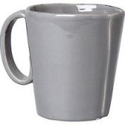Vietri Lastra Grey Mug