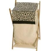 JoJo Designs Animal Safari Baby and Kids Jungle Clothes Laundry Hamper