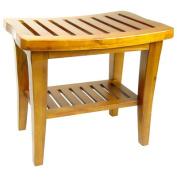 Redmon Company 5323 Genuine Teak Bench