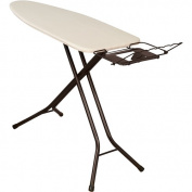 Household Essentials 974406 - 4 Leg Plst Top Irn Board W/Cvr