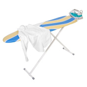 Honey Can Do BRD-01296 Ironing Board with Iron Rest