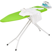 Honey-Can-Do 4-Leg Metal Iron Board with Iron Rest