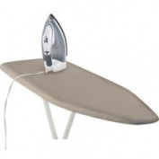 Kennedy Home Collection 2452 Scorch Resistant Silicone Coated Ironing Board Pad and Cover Colour May Vary