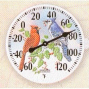 Springfield Precision Inst 90178 15.2cm Thermometer Birds