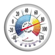 Taylor Precision Products 228798.1cm . Heat/wind Chill