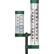 Springfield 91040 121.9cm Thermometer and Rain Gauge 121.9cm