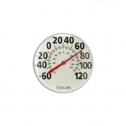 Taylor 46cm Metal Patio Thermometer