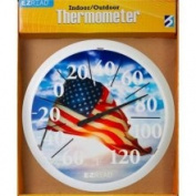 Headwind Consumer Products 840-53.3cm . Dial Thermometer with Flag