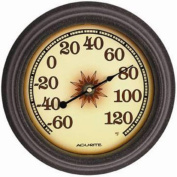 ACU-RITE Starburst 21.6cm . Indoor/Outdoor Thermometer 02354A1