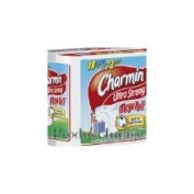 Charmin Ultra Strong, Mega Rolls, 6 Count Pack (Pack of 3) 18 Total