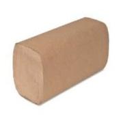 Genuine Joe GJO21020 Single-Fold Towel- 10-.25in.x9-1in.- 4000 Sheets-CT- Natural