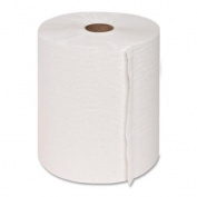Genuine Joe GJO22700 Hardwound Roll Towels- 2in.Core- 7-.88in.x800ft.- 6 Rolls-CT- WE