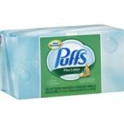 Puffs Plus Tiss W Lotion White Size