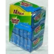 Scotch-Brite 3M Non-Scratch Scrub Sponges - 18-count 726437