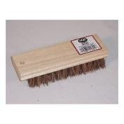 DQB 11604 18.4cm , 2.5cm Trim Square End Palmyra Scrub Brush
