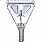 Update International MHSH-60QC 152.4cm Metal Quick Change Mop Handle