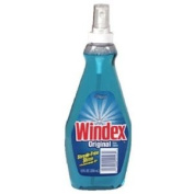 Windex Glass Cleaner, with Ammonia-D, Original - 12 fl oz