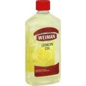 Weiman Furniture Polish, Lemon Oil - 16 fl oz