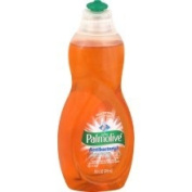Palmolive Antibacterial Dish Liquid, Ultra, Concentrated, Orange - 10 fl oz