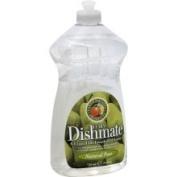 Earth Friendly Products Ultra Dishmate Dishwashing Liquid, Natural Pear - 25 fl oz