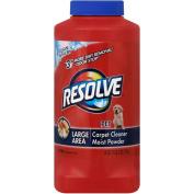 Resolve Carpet Cleaner, Large Area, Pet Deep Clean Powder - 530ml (1 lb 60ml) 510 g