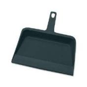 Genuine Joe Brooms & Mops Heavy-Duty Plastic Dust Pan GJO02406