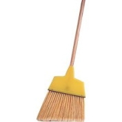Weiler 44305 Large Angle Broom, Flagged Plastic Fill, 54 O