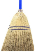 Quickie Brooms & Mops Natural Fibre Household Broom 900-1
